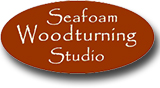 Seafoam Woodturning Studio